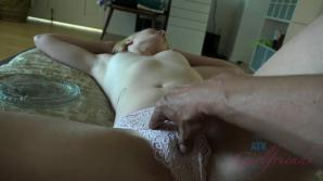 She comes in with an appetite to make you cum